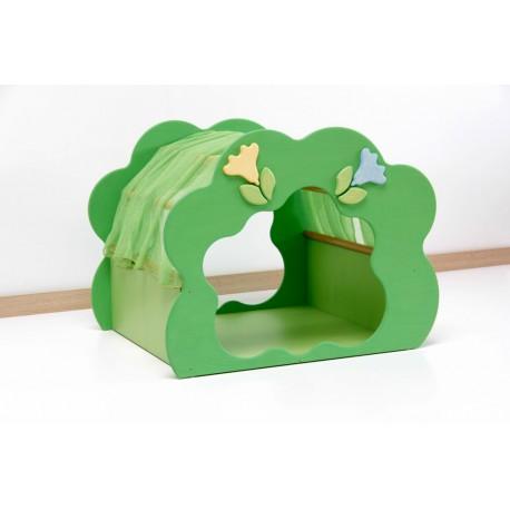 I giochi di ruolo Tippete Mini-tana tematica per i più piccoli in legno by TANGRAM di 2H arredi per asilo