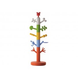 Appendiabiti Tree componibile struttura in acciaio e rivestito in polietilene